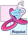 Kinderdagverblijf Moppetoet Logo